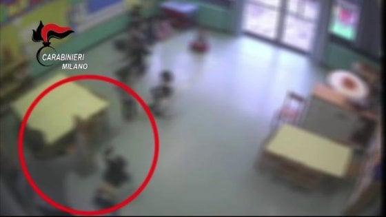 Pero, bambini di due anni picchiati e strattonati: maestro d'asilo finisce ai domiciliari