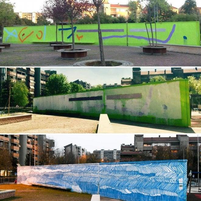 Milano, cancella un murales di Bros da un muro pubblico: sarà processato