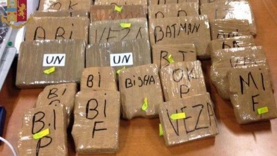 Cocaina dall'Olanda, in manette 11 trafficanti: sequestrati 40 chili di droga a Milano