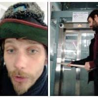 Busto Arsizio, l'ascensore in stazione è (ancora) fuori servizio: la denuncia del disabile