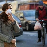 Smog: stop al traffico a Milano e in mezza Lombardia, superati  i limiti delle polveri sottili