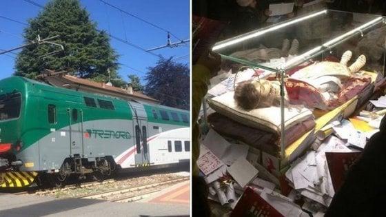 Bergamo, 120 bambini portano la letterina a Santa Lucia ma il loro treno viene soppresso