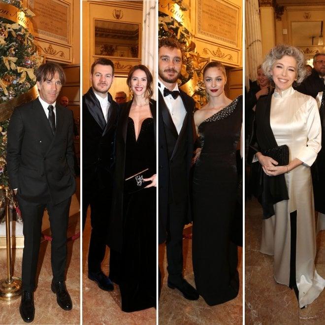 Milano, Prima della Scala: gli ospiti a teatro