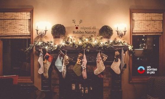 Un regalo per i nonni soli: da Como parte la chiamata ai nipoti di Babbo Natale