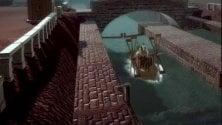 Il pedalò di Leonardo da Vinci naviga nei Navigli:    ecco il tour virtuale