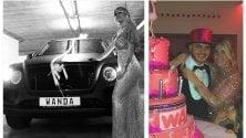 Buon compleanno Wanda Nara: il regalo  di Icardi è una supercar personalizzata