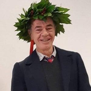 Milano, Romeo Gigli riceve il diploma honoris causa all'Accademia di Brera