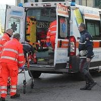 Pavia: esplode la bombola dell'ossigeno, gravissimo 56enne