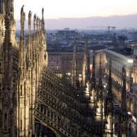 Milano, nuove luci sostenibili per illuminare il Duomo