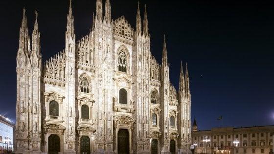Il Duomo si veste di nuova luce: 574 proiettori a led per la magia della Cattedrale
