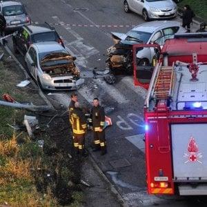 Milano, morto il ragazzo investito da un Suv alla fermata dell'autobus