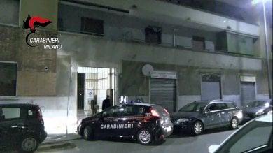 Gestivano le occupazioni nelle case Aler:    9 arresti nell'area antagonista ·    Video