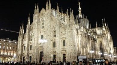 Il Duomo si veste di una nuova luce: 574 proiettori a led per la Cattedrale    Foto     Video