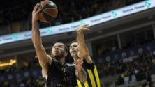 Eurolega: Milano ko, il Fenerbahce vince 92-85