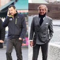 Milano, l'ex suocero di Matteo Salvini minacciato e rapinato in casa