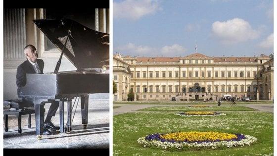 Eros Ramazzotti alla Villa Reale di Monza: scelta come set del suo nuovo video