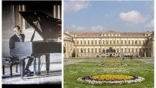 Eros Ramazzotti suona alla Villa Reale di Monza: la reggia scelta come set del suo nuovo video