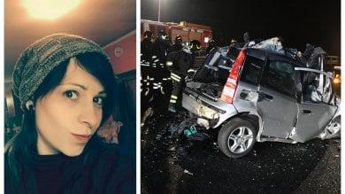 Auto contromano sulla statale a Sondrio sei morti in scontro frontale   · foto