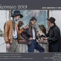Varese, da don Abbondio alla monaca di Monza: gli studenti interpretano i Promessi Sposi per il calendario benefico