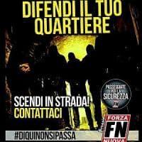 Brescia, Forza Nuova annuncia le ronde anti- baby gang nella zona del Garda