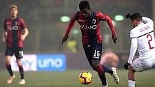 Gattuso per blindare  il quarto posto   La partita  con il Bologna