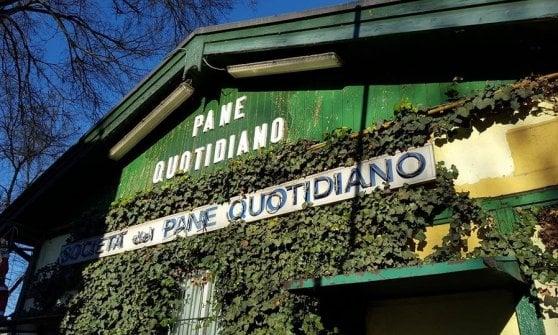 Milano, il Municipio 7 dona mezza tonnellata di pagnotte a Pane quotidiano