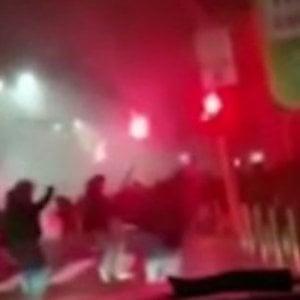 Scontri prima di Inter-Napoli: sequestrata auto, individuate altre 2