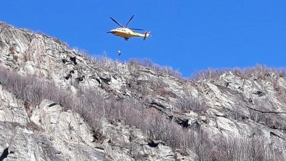 Incidenti in montagna: due morti in poche ore sulle cime della Lombardia