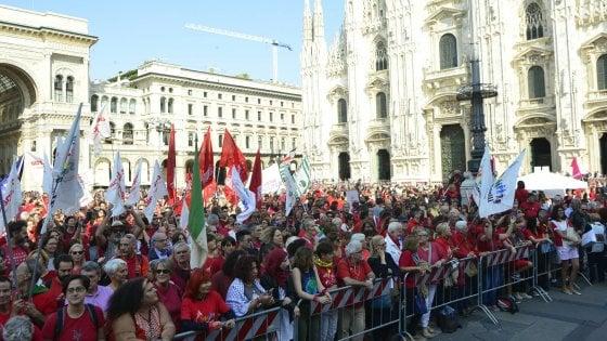 In piazza contro il governo, più di 50 partiti e associazioni chiamano a raccolta Milano