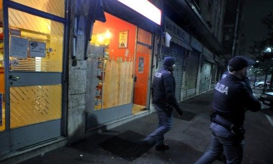 Sparatoria contro un bar a Milano: il questore sospende la licenza al locale per 10 giorni