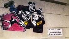 Il ratto di Banksy a Milano: un 'artentato' contro la mostra non autorizzata al Mudec