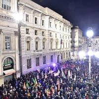 Milano in piazza contro il governo,  Sala: