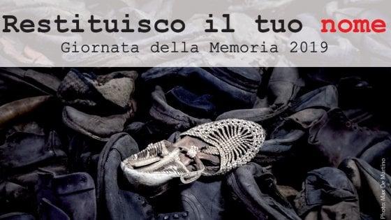 Giorno della Memoria, a Basiglio maratona per non dimenticare: 60 ore per leggere i nomi dei 30mila deportati italiani