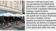 Fa una recensione negativa al Caffè Zucchi di Monza, il titolare gli risponde con insulti omofobi: