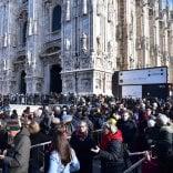 Milano è sempre più turistica: 10 milioni di visitatori in un anno