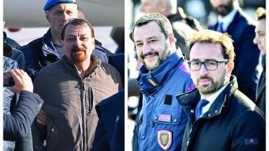 """Caso Battisti, Camera penale contro Salvini: """"Costituzione non ammette disumanità"""""""