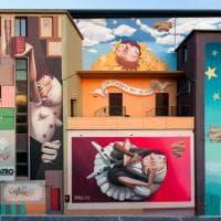 Da Milano alla Spagna: la street art di Zed1 colora i muri delle città
