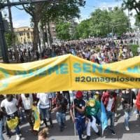 Una nuova marcia antirazzista a Milano: