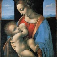 Milano, 500 anni dalla morte di Leonardo da Vinci: la Madonna Litta torna