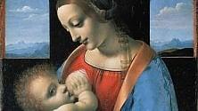 500 anni dalla morte di Leonardo: la Madonna Litta torna a casa