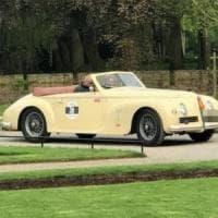 Brescia: ritrovata l'auto da 1,5 milioni rubata prima della storica Mille