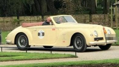 Brescia: ritrovata l'auto da 1,5 milioni rubata prima della storica Mille Miglia    Vd