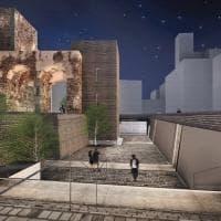 Cambia il progetto della M4 a Sant'Ambrogio a Milano: ecco come sarà la nuova stazione