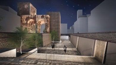 Vetrate e scalinata scenografiche per la nuova fermata Sant'Ambrogio: il progetto della M4 di Milano