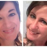 Delitto di Erbusco: le immagini di Stefania Crotti e della donna che ha confessato l'omicidio