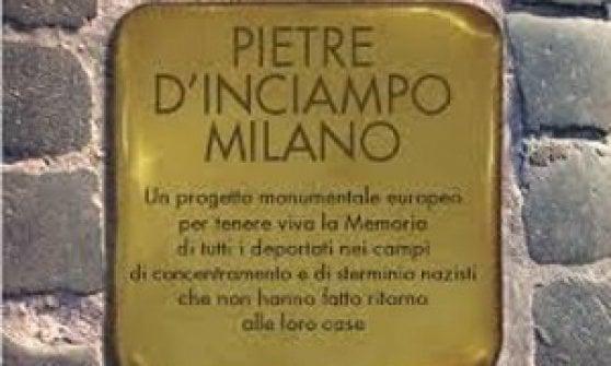 Giorno della Memoria: a Milano 30 nuove pietre d'inciampo per i deportati vittime del nazifascismo