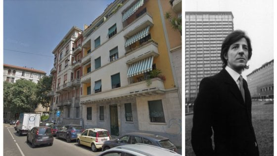 Ottant'anni fa nasceva il signor G: a Milano una targa sulla casa natale di Giorgio Gaber