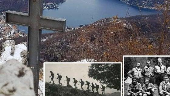 Il trekking della memoria, da Varese alla Svizzera: sui sentieri degli ebrei in fuga dai nazifascisti
