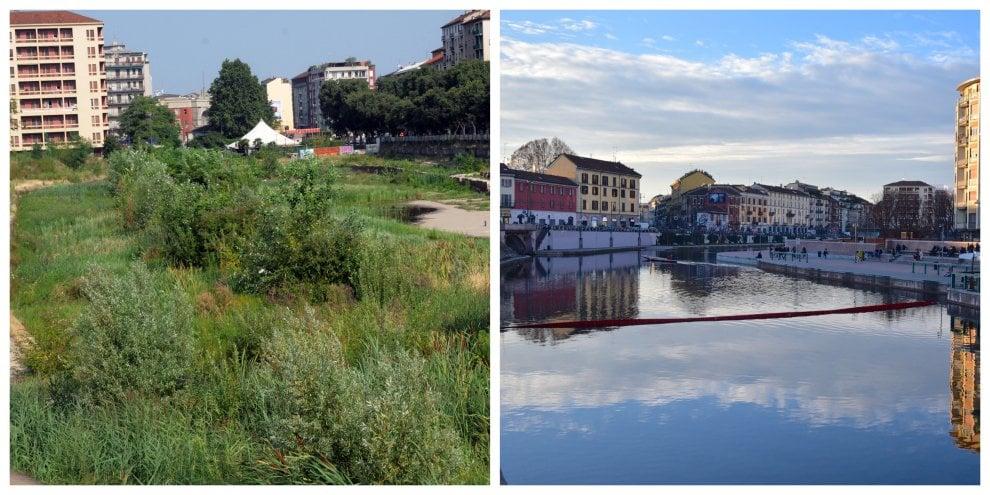 Dalla Darsena a CityLife, la #10yearschallenge di Milano: il fotoconfronto con la città del 2009