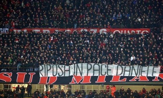 Milan-Napoli, cori razzisti a San Siro contro i napoletani dalla curva rossonera